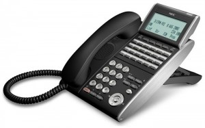DT330 Series 24 Key Digital Display Handset