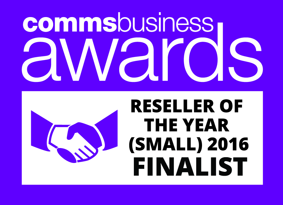 Finalist - Reseller of the year (small)