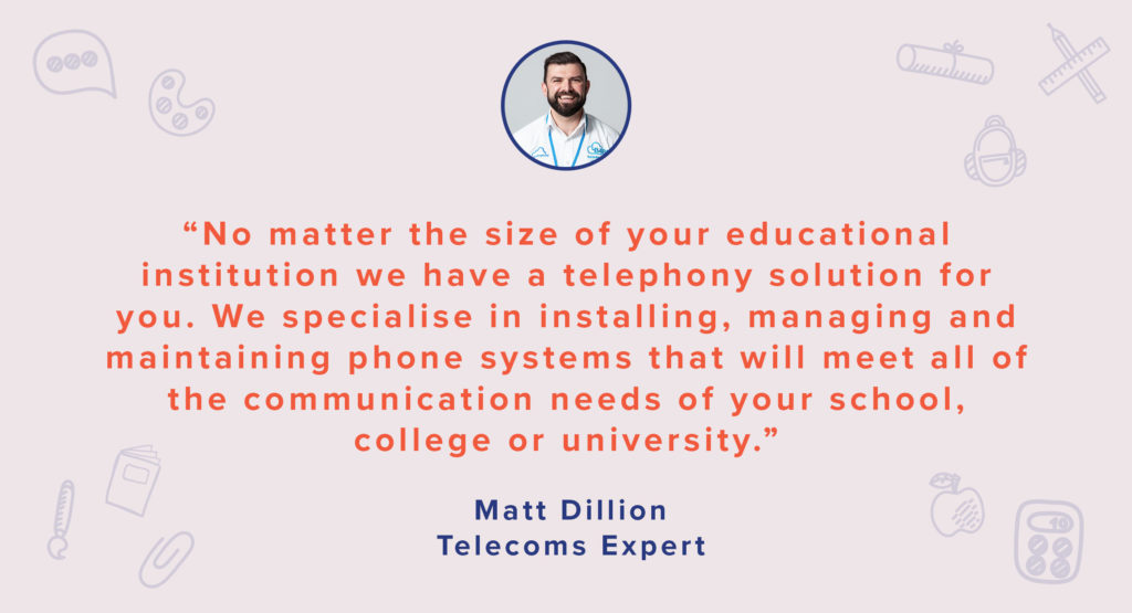 phone systems for schools