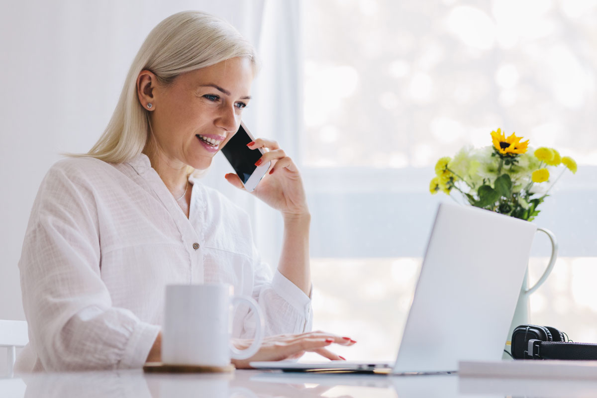 best 4 business b4bc telecom communications wildix work from home remotely voip cloud phone system